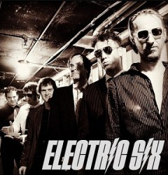 Electric Six в Санкт-Петербурге!