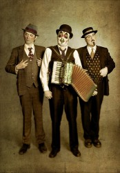 Tiger Lillies (UK) в Петербурге!