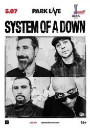 System of a Down. Park Live. Three Days Grace в Москве!