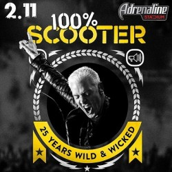 SCOOTER - 25 YEARS WILD & WICKED TOUR в Москве!