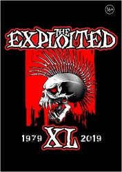 The Exploited. XL Tour в Санкт-Петербурге!